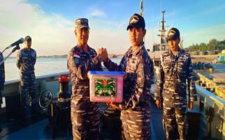 Satgas Operasi Busur Ambalat 2019 Dapat Kado Lebaran - JPNN.com