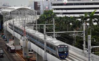 Jumlah Penumpang MRT Jakarta Melonjak Selama Libur Lebaran - JPNN.com