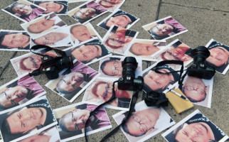 6 Bulan, 6 Wartawan Dibunuh di Meksiko - JPNN.com