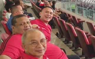 Empat Jenderal TNI dan Polri di Bursa Calon Ketum PSSI - JPNN.com
