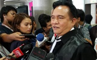 Haris Azhar Batal Bersaksi Untuk Prabowo, Yusril: Saya Enggak Kenal - JPNN.com