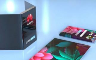 Sebegini Penjualan Huawei Mate X per Bulan - JPNN.com