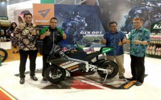 KingLand Merilis Ban Khusus Motor Balap - JPNN.com