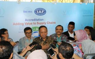 Menteri Nasir: Akreditasi Mudahkan Produk Indonesia Tembus Pasar Global - JPNN.com
