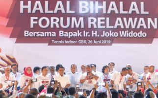 Forum Relawan Jokowi Gelar Aksi untuk Cegah Penyebaran Virus Corona - JPNN.com