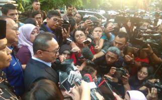 Lah, Ketum PAN Mendadak Tinggalkan Kediaman Prabowo Saat Nobar Sidang MK - JPNN.com