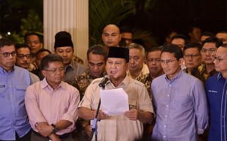 Kapan Pak Prabowo Mengucapkan Selamat Untuk Jokowi? Ini Kata Jubir BPN - JPNN.com