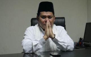 MK Tolak Gugatan Prabowo - Sandi, Anggota Garda Matahari Sujud Syukur - JPNN.com