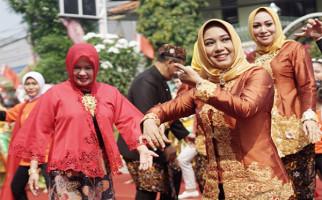 Flash Mob Remo Warnai HUT ke-101 Kota Mojokerto - JPNN.com