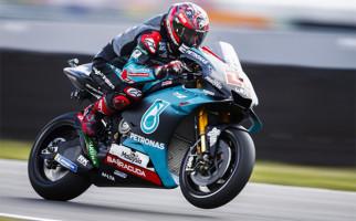 Quartararo Gemilang di Tes Pramusim MotoGP 2020, Marquez Merosot - JPNN.com