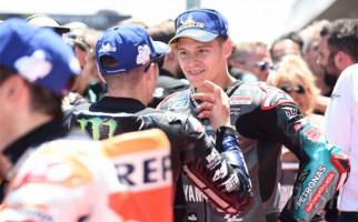 Rossi, Marquez dan Quartararo Jatuh di Kualifikasi MotoGP Thailand 2019 - JPNN.com