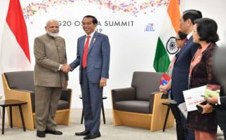 Bertemu PM India, Jokowi Bicara Ekonomi dan Maritim - JPNN.com
