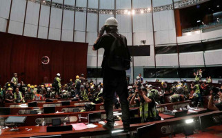 Anti-China, Bos Media Hong Kong Divonis 12 Bulan Penjara - JPNN.com