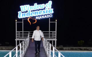 Alasan Presiden Jokowi Blusukan di Jendela Indonesia Manado - JPNN.com