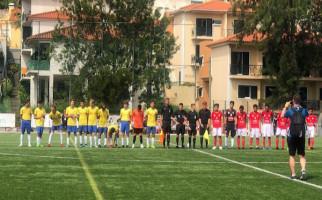 Diadang Tim Asal Spanyol, Timnas Pelajar U-15Gagal ke Final IBER Cup 2019 - JPNN.com