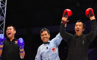 Menpora vs Chris John di Atas Ring, Siapa yang Kalah ? - JPNN.com