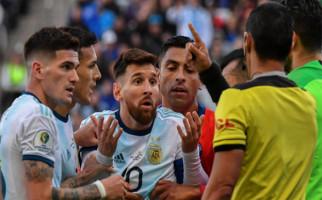 Lionel Messi Dihukum 90 Hari Plus Denda Rp 709 Juta - JPNN.com