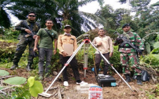 Polemik Bertahun-Tahun, Batas Wilayah Indonesia dan Malaysia Diukur Ulang - JPNN.com