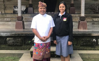 Alamanda si Cantik Anggota Paskibraka 2019, Siapkan Pertanyaan kepada Jokowi - JPNN.com