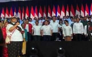 Ikrar Bangsa Indonesia dalam Pidato Jokowi Semakin Memperlihatkan Persatuan - JPNN.com