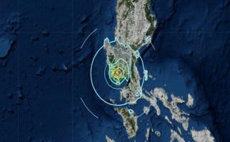Mindanao Porak-poranda Diguncang Gempa 5,8 SR - JPNN.com