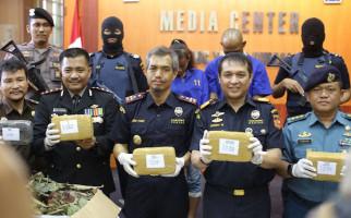 Bea Cukai Dumai Gagalkan Penyelundupan 39 Kg Ganja - JPNN.com