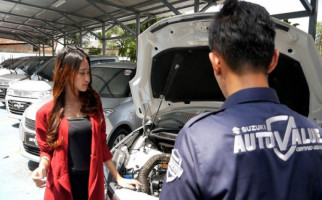 Suzuki Auto Value Buka Layanan Tukar Tambah di GIIAS 2019 - JPNN.com