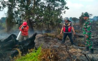 KLHK: Karhutla Riau Diperparah Kondisi Cuaca Kering - JPNN.com