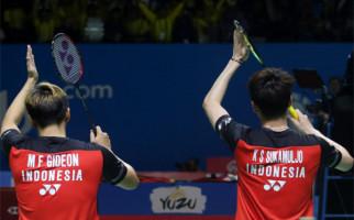 Tak Perlu Berkeringat, Minions Lolos ke Perempat Final Denmark Open 2019 - JPNN.com