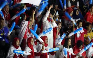 BWF Terkesan sama Batik, Lurik dan Belangkon Wasit di Blibli Indonesia Open 2019 - JPNN.com