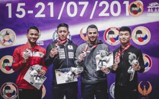 Ahmad Zigi Zaresta Yuda Incar Tiket Olimpiade 2020 - JPNN.com