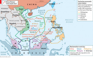 Jet Tempur Tiongkok Seliweran Berjam-jam di Atas Laut China Selatan, Tak Ada yang Berani Melawan - JPNN.com