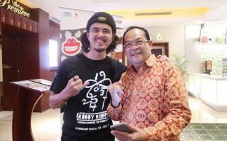 Cerita David John Nobar Film Koboy Kampus Bareng Rektor UNY - JPNN.com