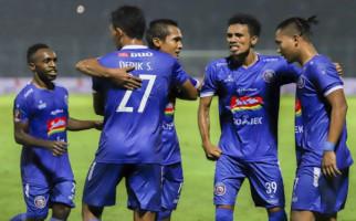 Persija Vs Arema: Gol Hardianto Buyarkan Kemenangan Tuan Rumah - JPNN.com