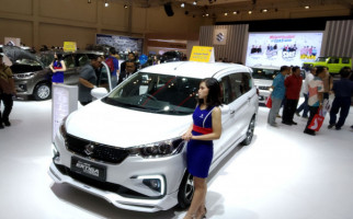 Suzuki Ertiga Terbaru Tawarkan Kepemilikan Menarik ke Pengunjung GIIAS 2019 - JPNN.com