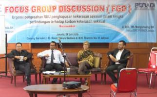 Peradi dan Komnas Perempuan Desak DPR Sahkan RUU PKS - JPNN.com