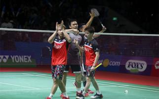 Kalahkan Daddies di Final Japan Open 2019, Minions Ulangi Rekor Fantastis Ricky / Rexy - JPNN.com