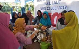 EMCO Kembali Gelar Pelatihan untuk Para Istri Nelayan - JPNN.com