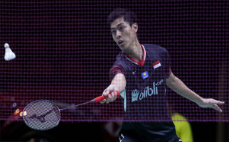 Tunggal Putra Indonesia Punah di All England 2020 - JPNN.com