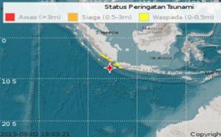 Ini Respons BMKG Soal Ancaman Sunda Megatrust - JPNN.com
