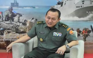Pasukan Elite TNI Gelar Apel Persiapan Pengamanan Pelantikan Presiden dan Wapres Terpilih - JPNN.com