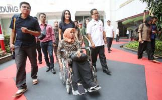 Drg Romi Penyandang Disabilitas Akhirnya Diangkat Jadi CPNS, Ditempatkan di RSUD - JPNN.com