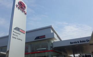 Toyota Pastikan Semua Dealer Sudah Berstandar 3S - JPNN.com