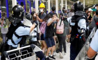 Beredar Kabar WNI Ditangkap karena Ikut Demo, Ini Kata KJRI Hong Kong - JPNN.com