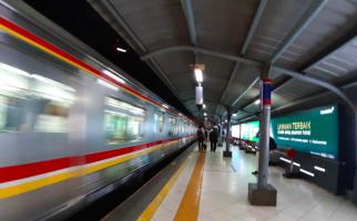 Menhub Tinjau Sejumlah Proyek Pembangunan Infrastruktur Perkeretaapian di Banten - JPNN.com