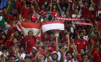 KPSN: Suporter Timnas Salah Sasaran - JPNN.com