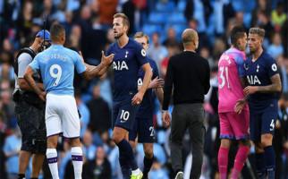 Drama VAR Warnai Hasil Imbang Manchester City vs Tottenham Hotspur - JPNN.com