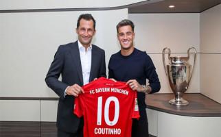 Philippe Coutinho Resmi Berlabuh di Bayern Muenchen - JPNN.com