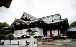 Nodai Kuil Jepang, Pria Tiongkok Ditangkap Polisi - JPNN.com