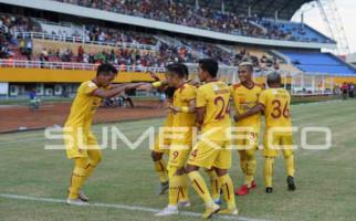 Liga 2 2019: Permalukan PSGC Ciamis, Sriwijaya FC Kukuh di Puncak Klasemen - JPNN.com